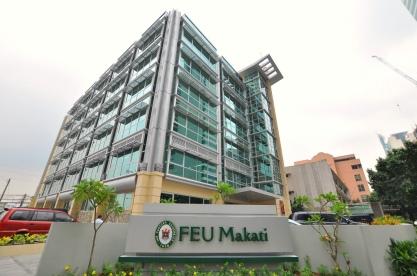 FEU Makati/ Buendia & Malugay/ Pablo Antonio Jr.